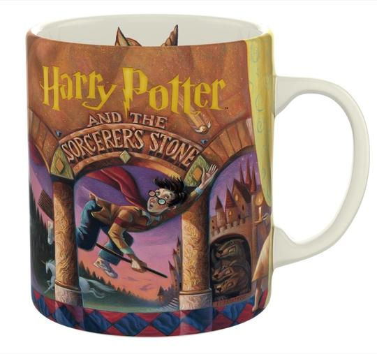 Harry Potter Sorcerer's Stone Mug