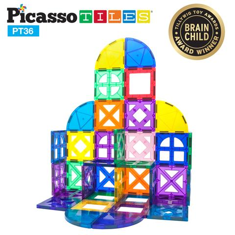 Picasso Tiles 36 Piece Set