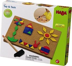 HABA Tap and Tack Toy