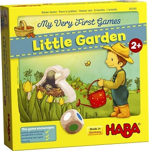 HABA My Very First Little Garden Game
