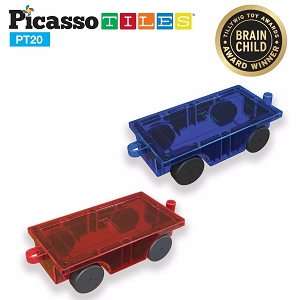 Picasso Tiles Twin Truck Pack