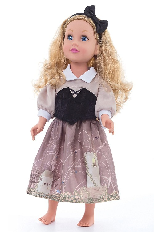 Little Adventures DOLL Dress Pre-order Sleeping Beauty Day Dress $16